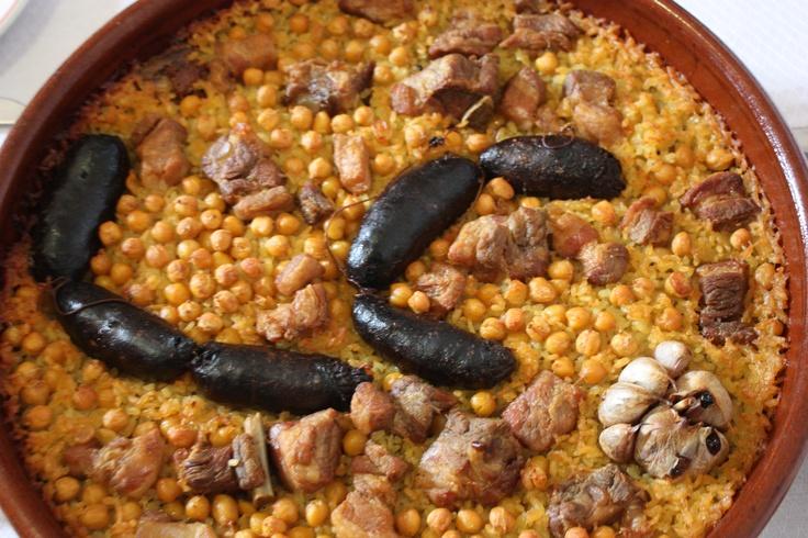 Arroz al Horno #love #eat #rural #tourism
