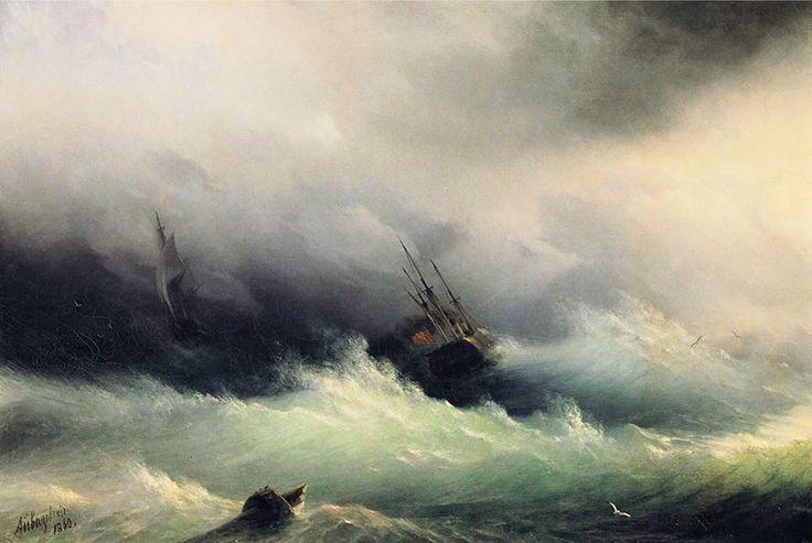 mesmerizing-translucent-waves-19th-century-painting-ivan-konstantinovich-aivazovsky-2