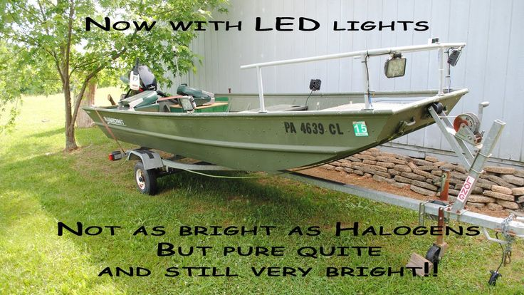 Alumacraft 1442 Jon Boat