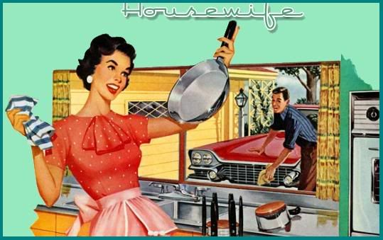 17 beste idee n over retro huisvrouw op pinterest for Classic housewife