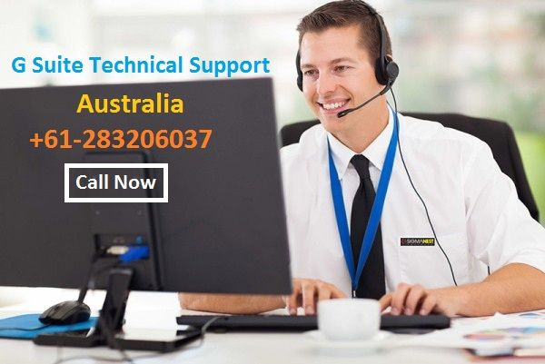 24x7 G Suite Support AU Helpline +61-283206037