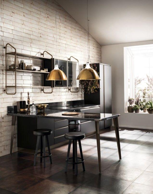 Loftowa Kuchnia Diesel Home Decor Furniture Decor