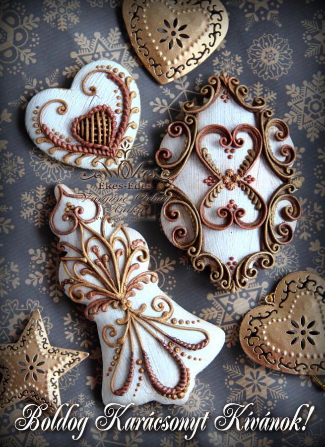 Merry Christmas! by Aniko Vargane Orban