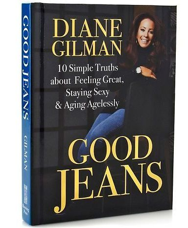 Good Jeans book - Diane Gilman