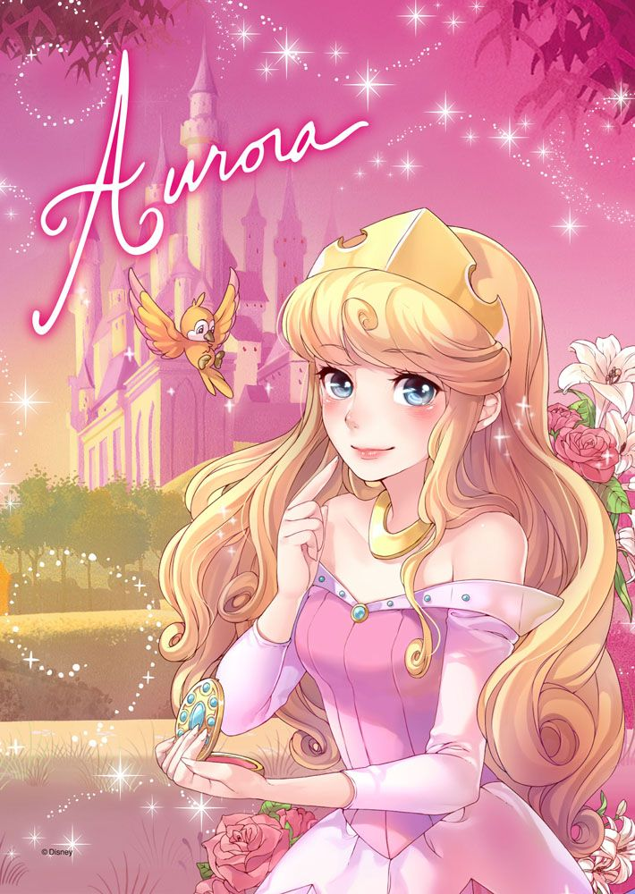 Aurora | Disney | Anime