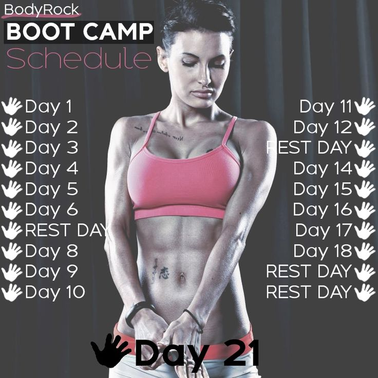 Here is your Boot Camp Schedule.  Are you ready to Hiit it March 24th? #weightlossmotivation