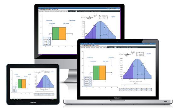 MathDisk - verktøy for å lage geometriske konstruksjoner.