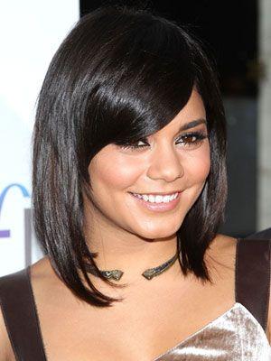 Celebrity Hairstyles For Black Hair Celebrities With Dark Hair
