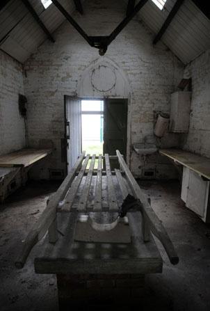 Saltburn Mortuary