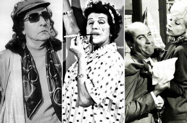 20 σπουδαίοι παλιοί Έλληνες ηθοποιοί στα νιάτα τους – Σπάνιες φωτογραφίες!