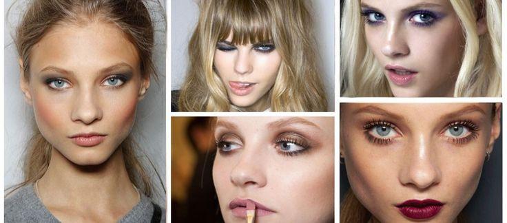 Bronzo, oro, nude look e pesca: ecco le sfumature migliori per le bionde. Scopri 20 idee di make-up perfetto per le donne dai colori chiari!