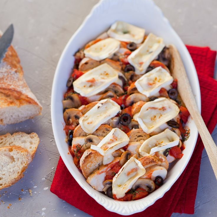 Casserole Recipes are classics from the oven that the whole family will enjoy. Discover delicious recipe ideas with cheese at I-love-cheese …