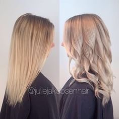 Illuminacolor 10g 8/69 + 10g 7/ 6% in foils and 25g 10/69+ 25g 10/1 + 12% for the rest of the hair