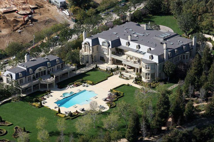 La villa à la française de Denzel Washington Les maisons de stars dans lesquelles on aimerait habiter