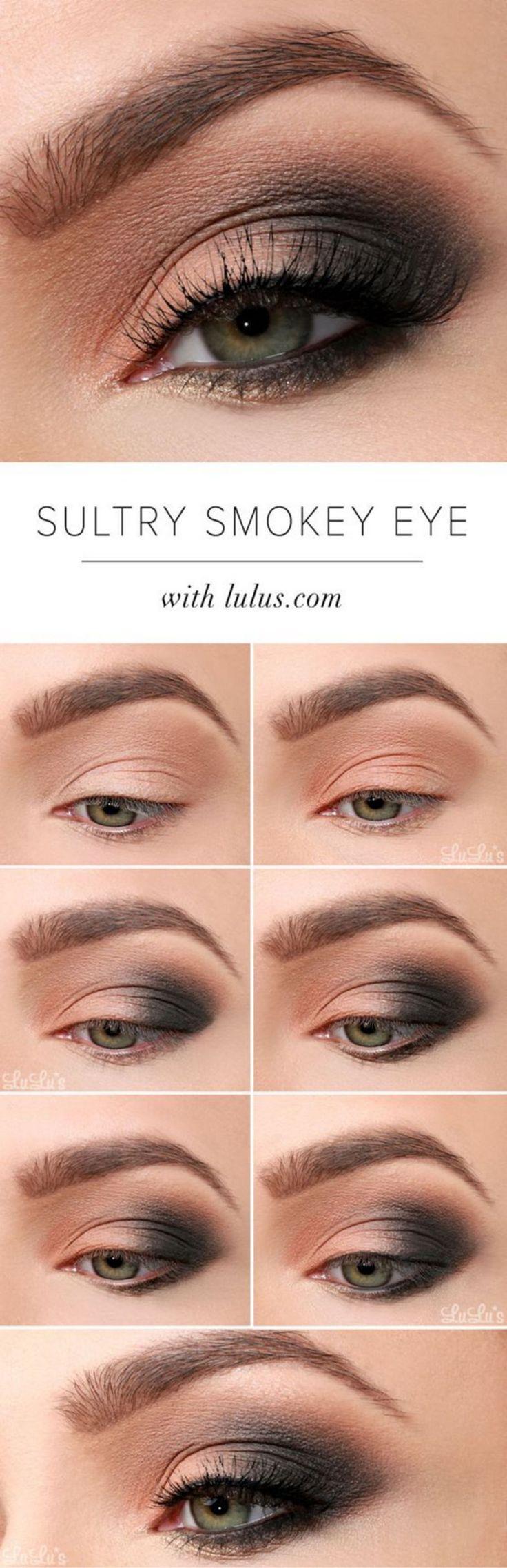 1091 best makeup tips tutorials images on pinterest make up smokey eye makeup ideas 5535 baditri Gallery