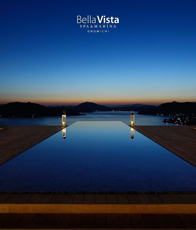モバイルTOP ベラビスタ スパ&マリーナ 尾道   広島県・瀬戸内を望む極上のリゾートホテル