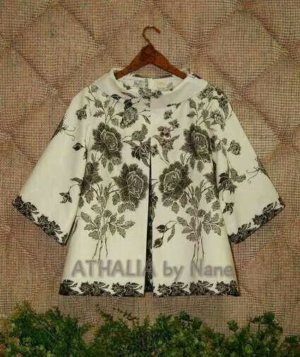 Batik Blouse More