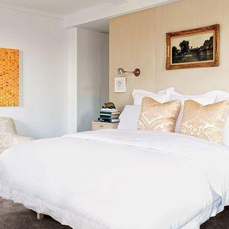 Master Bedroom: Architectural Digest