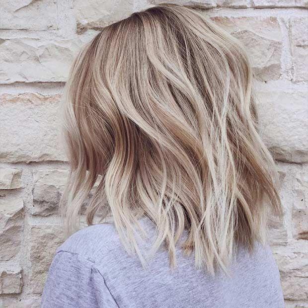Easy Lob Haircuts Ideas For Summer 2018 2019 Hair Thin Hair