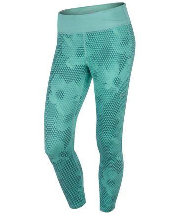Nike - Damen Lauftight Epic Run Printed Crop #running #training #sports #tights