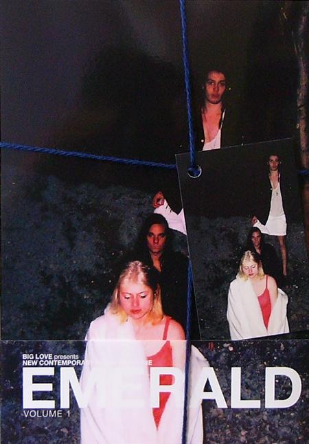 BIG LOVE - ESCALATOR RECORDS EMERALD MAGAZINE 2009 VOL.01