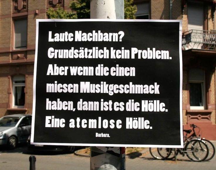 #laute nachbarn?!? #helene!