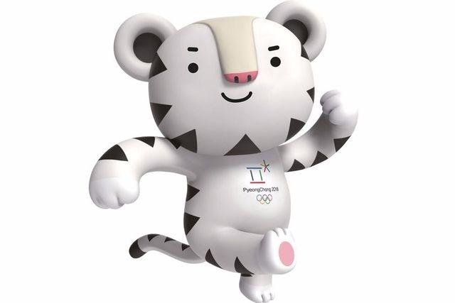 Pyeongchang choisit un tigre blanc comme mascotte