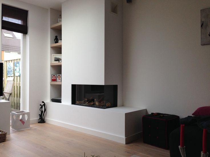 die besten 25 wei er elektrischer kamin ideen auf pinterest elektrischer kamin kamin dekor. Black Bedroom Furniture Sets. Home Design Ideas
