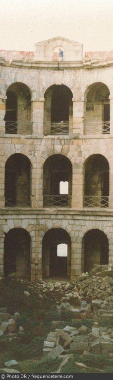 Présentation du Fort Boyard