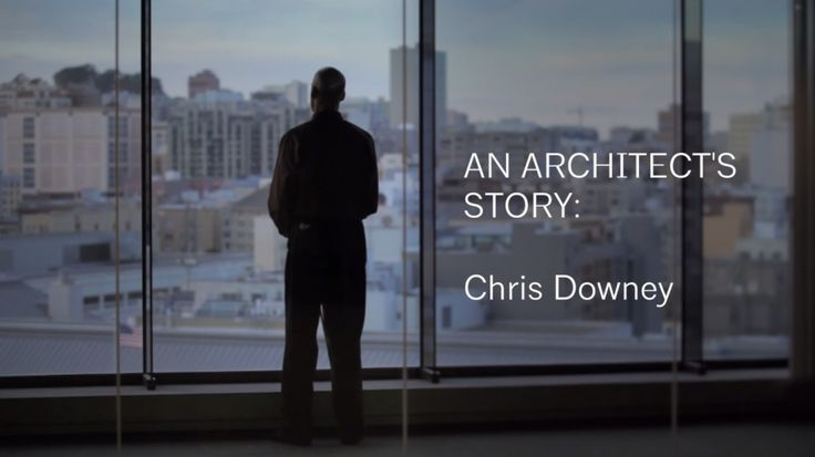 An Architect's Story: AIA Documentary Profiles Blind Architect Chris Downey