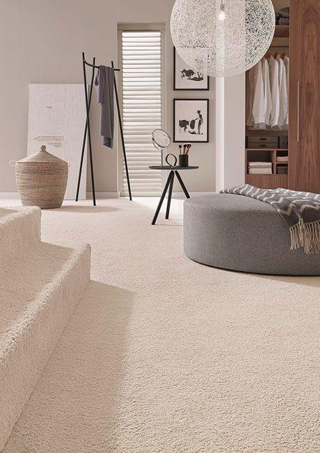 It's a Fascination.  #vorwerk #carpet #floor #design #broadloom #bedroom #interiors #decor #walkinrobe