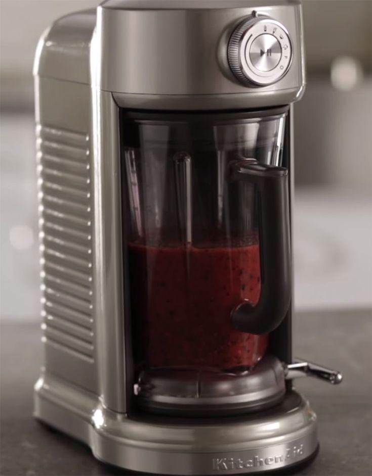 Kitchenaid drive blender kitchen aid top