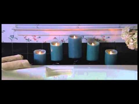 Fantastic #Home #Decor #video of our Luminara #Flameless #Candles from IS