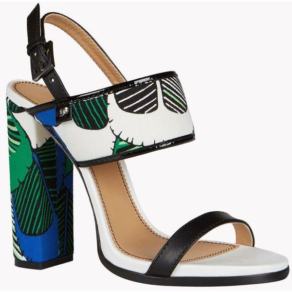 DSQUARED2 Essential Sandals (£355) ❤ liked on Polyvore featuring shoes, sandals, heels, heeled sandals, dsquared2 shoes and dsquared2