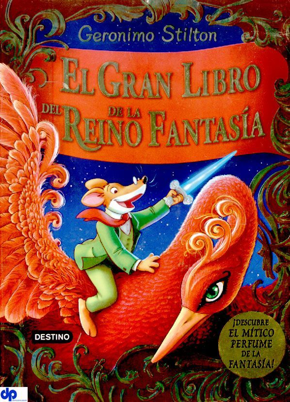 Geronimo Stilton El Gran Libro Del Reino De La Fantasia 18 Best Llibres De Geronimo Stilton Images On Pinterest