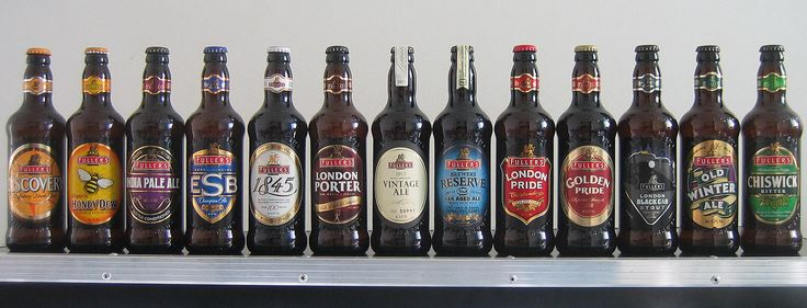 Fuller's bottles - Fuller's Brewery - Wikipedia, the free encyclopedia
