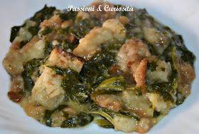 """Pane cotto della nonna    Per gustare un delizioso piatto di """"pane cotto con le rape"""", seguite questa antica ricetta della nonna.         ..."""