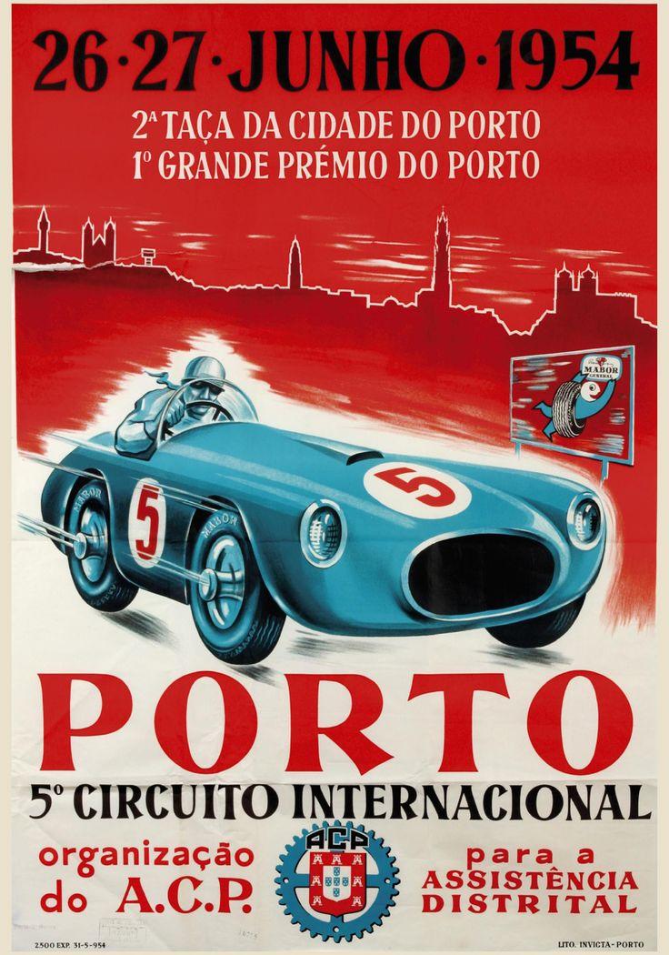 Circuito da Boavista | Porto 1954