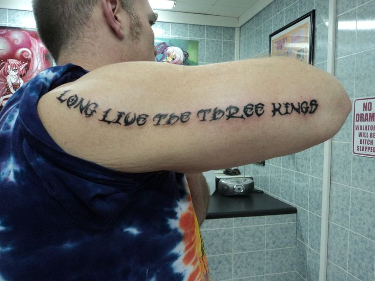 Three Kings tattoo by spellfire42489 on DeviantArt