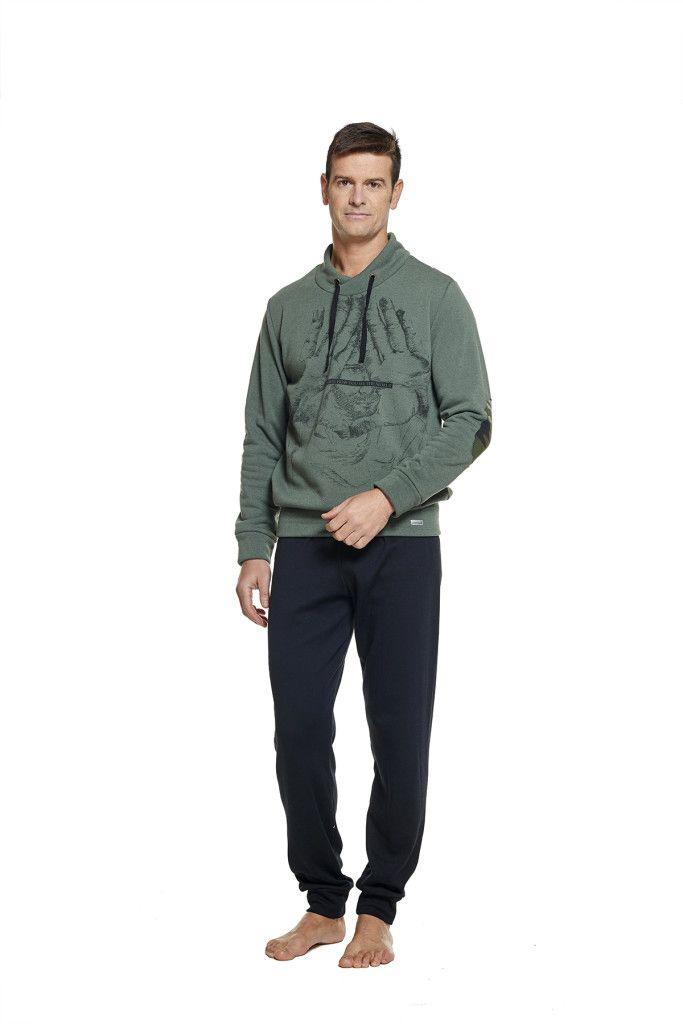 rebajas en moda íntima pijama para hombre otoño invierno paramí