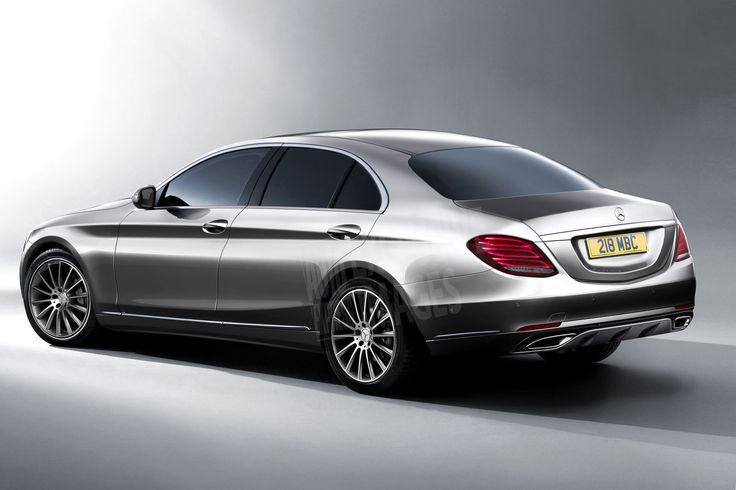 Mercedes Benz E Class 2016 http://www.autoexpress.co.uk/89071/mercedes-e-class-2016-exclusive-first-pictures#0