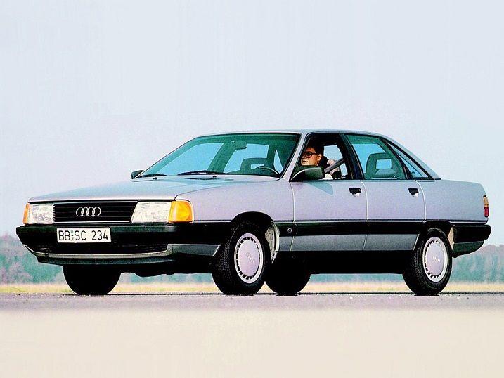 1988-1990 Audi 100