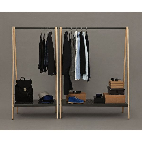 Best 25+ Hanging clothes racks ideas on Pinterest ...