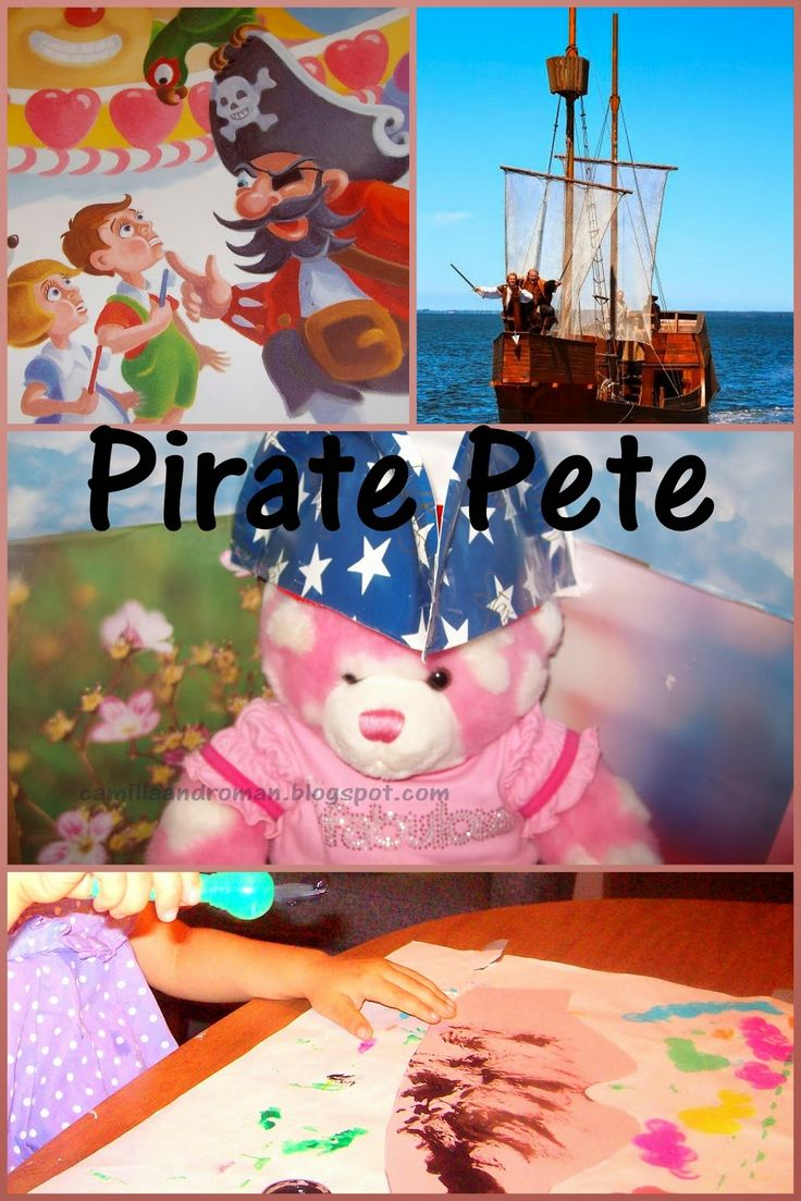 Pirates' hats. Stortebeker - a Mighty German Pirate. We are having a month of fun with pirates in July! This week, we had an introduction ...