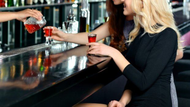 Bars are offering 'angel shots' to help women stay safe