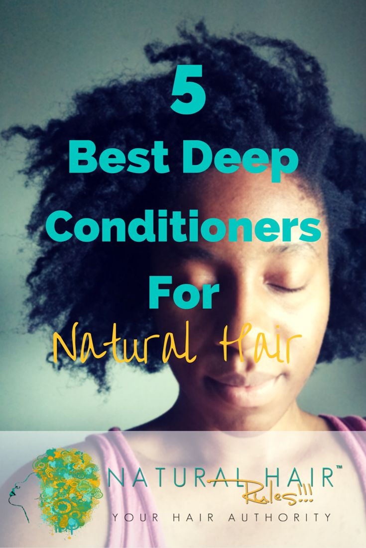 A deep conditioner is conditioning product that fortifies the hair with either moisture or protein. These 5 were voted the best moisturizing deep conditioners for natural hair! #naturalhair