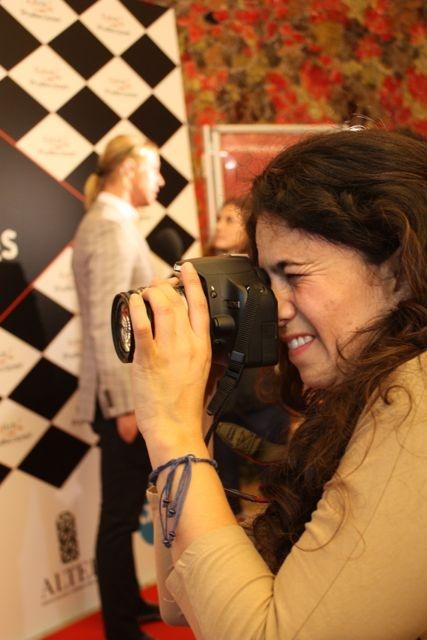 #equipo Cool Corner con el cine español