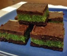 Recipe Raw Mint Slice by jentay - Recipe of category Desserts & sweets