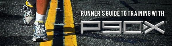 Running With P90X: The Runner's P90X Training Schedule. How cool is this???