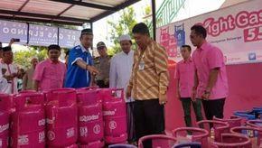 Pertamina MOR V Launching Agen Elpiji Syariah untuk Berdayakan Pesantren